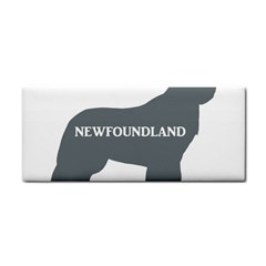 Newfie Name Silo Grey Cosmetic Storage Cases