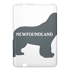 Newfie Name Silo Grey Kindle Fire HD 8.9