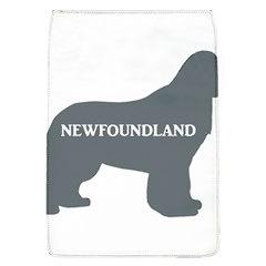 Newfie Name Silo Grey Flap Covers (L)