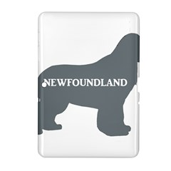 Newfie Name Silo Grey Samsung Galaxy Tab 2 (10.1 ) P5100 Hardshell Case