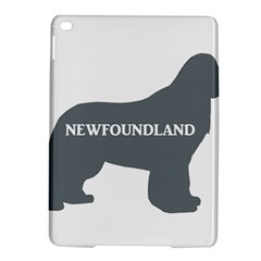 Newfie Name Silo Grey iPad Air 2 Hardshell Cases