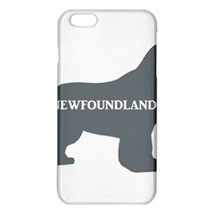 Newfie Name Silo Grey iPhone 6 Plus/6S Plus TPU Case