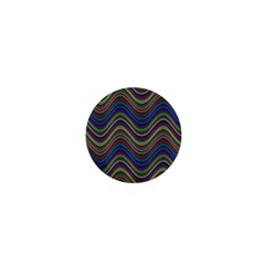 Decorative Ornamental Abstract 1  Mini Buttons