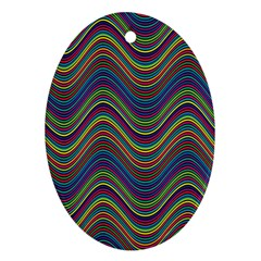 Decorative Ornamental Abstract Ornament (Oval)