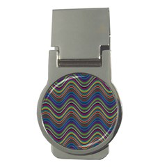 Decorative Ornamental Abstract Money Clips (Round)