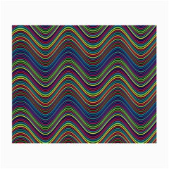 Decorative Ornamental Abstract Small Glasses Cloth (2-Side)