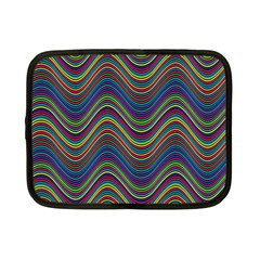 Decorative Ornamental Abstract Netbook Case (Small)