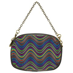 Decorative Ornamental Abstract Chain Purses (One Side)
