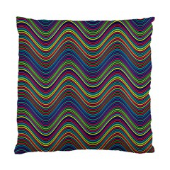 Decorative Ornamental Abstract Standard Cushion Case (One Side)