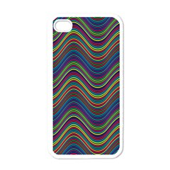 Decorative Ornamental Abstract Apple iPhone 4 Case (White)