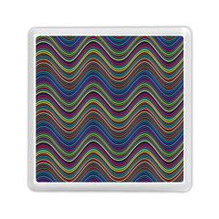 Decorative Ornamental Abstract Memory Card Reader (square)
