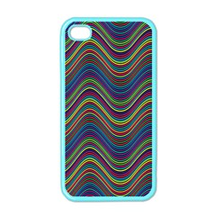 Decorative Ornamental Abstract Apple iPhone 4 Case (Color)