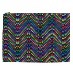 Decorative Ornamental Abstract Cosmetic Bag (XXL)
