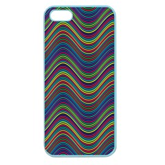 Decorative Ornamental Abstract Apple Seamless iPhone 5 Case (Color)