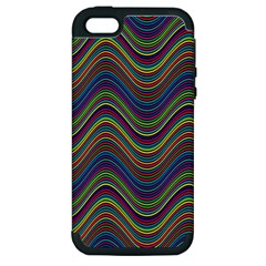 Decorative Ornamental Abstract Apple iPhone 5 Hardshell Case (PC+Silicone)