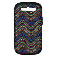 Decorative Ornamental Abstract Samsung Galaxy S III Hardshell Case (PC+Silicone)