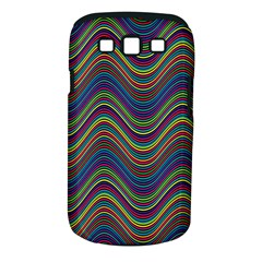 Decorative Ornamental Abstract Samsung Galaxy S III Classic Hardshell Case (PC+Silicone)