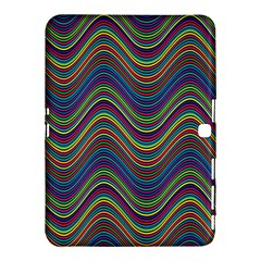 Decorative Ornamental Abstract Samsung Galaxy Tab 4 (10.1 ) Hardshell Case