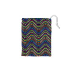 Decorative Ornamental Abstract Drawstring Pouches (XS)