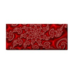 Fractal Art Elegant Red Cosmetic Storage Cases