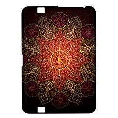 Floral Kaleidoscope Kindle Fire HD 8.9