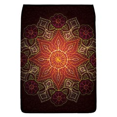 Floral Kaleidoscope Flap Covers (L)