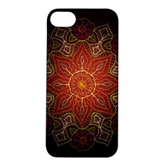 Floral Kaleidoscope Apple Iphone 5s/ Se Hardshell Case