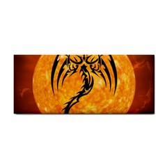 Dragon Fire Monster Creature Cosmetic Storage Cases
