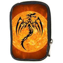Dragon Fire Monster Creature Compact Camera Cases
