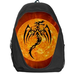 Dragon Fire Monster Creature Backpack Bag