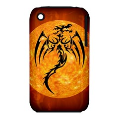 Dragon Fire Monster Creature Iphone 3s/3gs