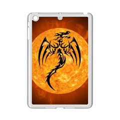 Dragon Fire Monster Creature iPad Mini 2 Enamel Coated Cases