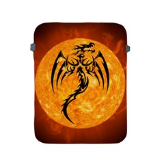 Dragon Fire Monster Creature Apple iPad 2/3/4 Protective Soft Cases