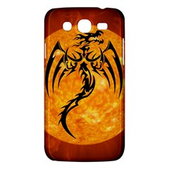 Dragon Fire Monster Creature Samsung Galaxy Mega 5.8 I9152 Hardshell Case