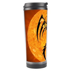 Dragon Fire Monster Creature Travel Tumbler
