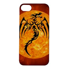 Dragon Fire Monster Creature Apple iPhone 5S/ SE Hardshell Case