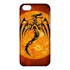 Dragon Fire Monster Creature Apple iPhone 5C Hardshell Case