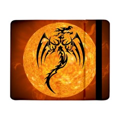 Dragon Fire Monster Creature Samsung Galaxy Tab Pro 8.4  Flip Case