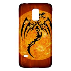 Dragon Fire Monster Creature Galaxy S5 Mini