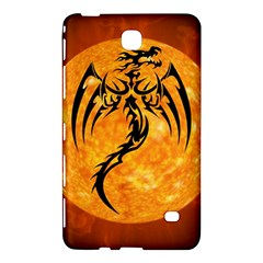 Dragon Fire Monster Creature Samsung Galaxy Tab 4 (8 ) Hardshell Case