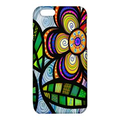Folk Art Flower iPhone 6/6S TPU Case
