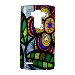 Folk Art Flower LG G4 Hardshell Case