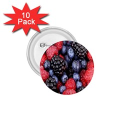 Forest Fruit 1.75  Buttons (10 pack)
