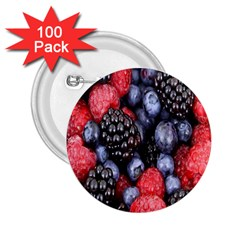 Forest Fruit 2.25  Buttons (100 pack)