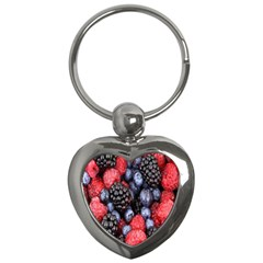 Forest Fruit Key Chains (Heart)