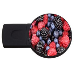 Forest Fruit Usb Flash Drive Round (2 Gb)