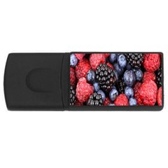 Forest Fruit USB Flash Drive Rectangular (1 GB)