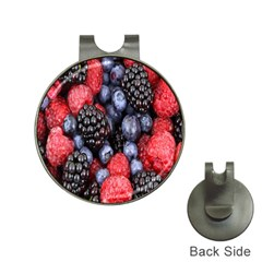 Forest Fruit Hat Clips with Golf Markers