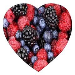Forest Fruit Jigsaw Puzzle (heart)