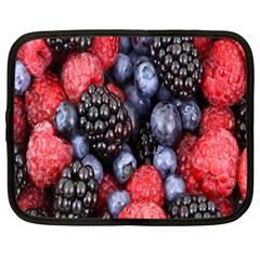 Forest Fruit Netbook Case (Large)